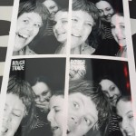 Geek Girl Brunchettes and the Rough Trade photo booth